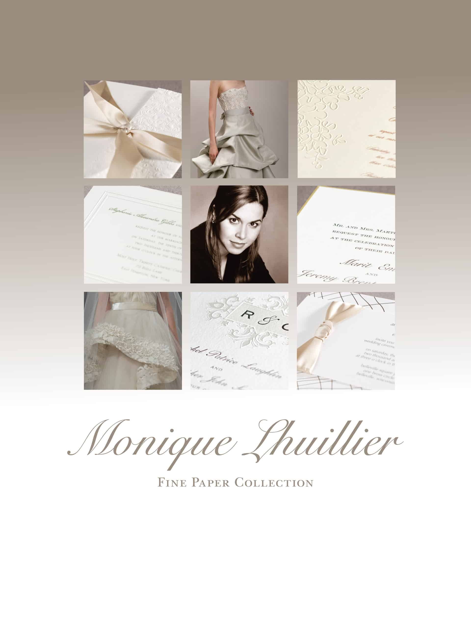 Monique Lhuillier Fine Wedding Stationery | Invitations | Place Cards