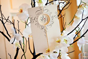Wedding Invitation from Hyegraph Invitations & Calligraphy