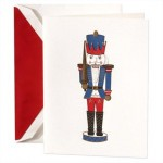 Nutcracker Holiday Card from Crane & Co.