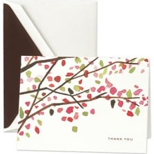 kate spade for crane stationery thank yous