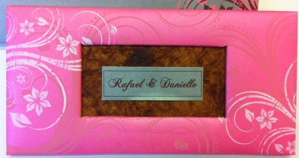 wedding invitations by Charu at hyegraph