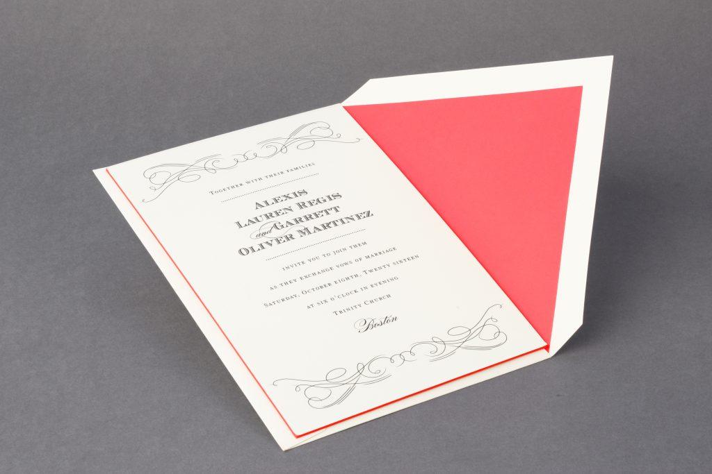 Vera Wang Designer Wedding Invitations, Save the Dates & Custom ...