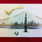 san francisco city holiday cards
