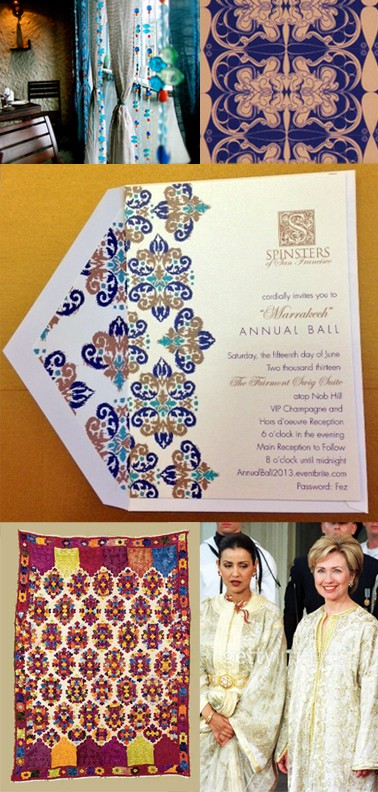ikat_damask_marrakech_san_francisco_spinsters_ball_invitation_hyegraph