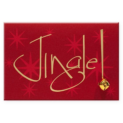 Jingle Holiday Card
