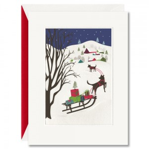 Classic Holiday Cards Archives Hyegraph Invitations Calligraphy
