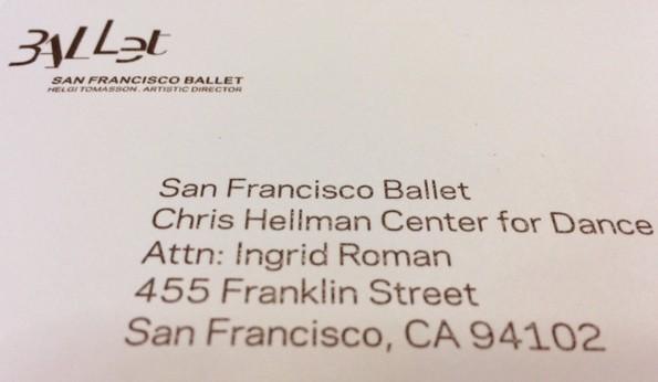 envelope addressing for rsvp card