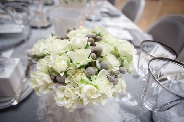 12Glamorous-Winter-Wedding-San-Francisco-Design-Center-Tia-And-Claire-Studio-white-floral-centerpiece