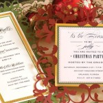 Christmas/Holiday Party Invitations form Anna Griffin