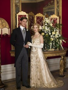 Lady Rose Costume married to Atticus