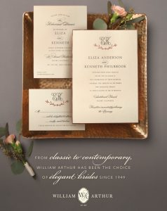 William Arthur Wedding Invitations