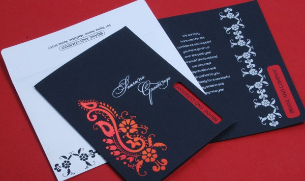 Charu Holiday Cards