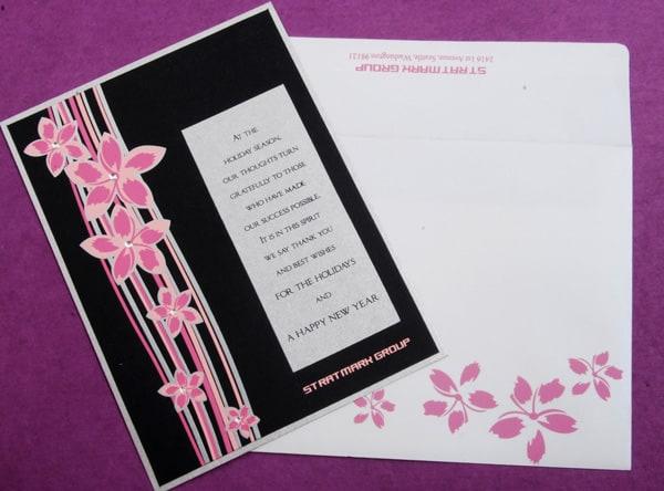 Charu Holiday Cards