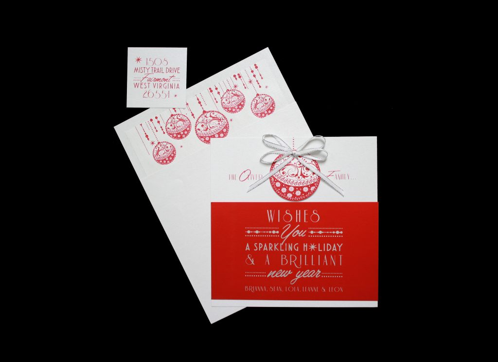 Arlene Segal Holiday Cards