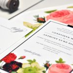 BT Elements Wedding Invitations