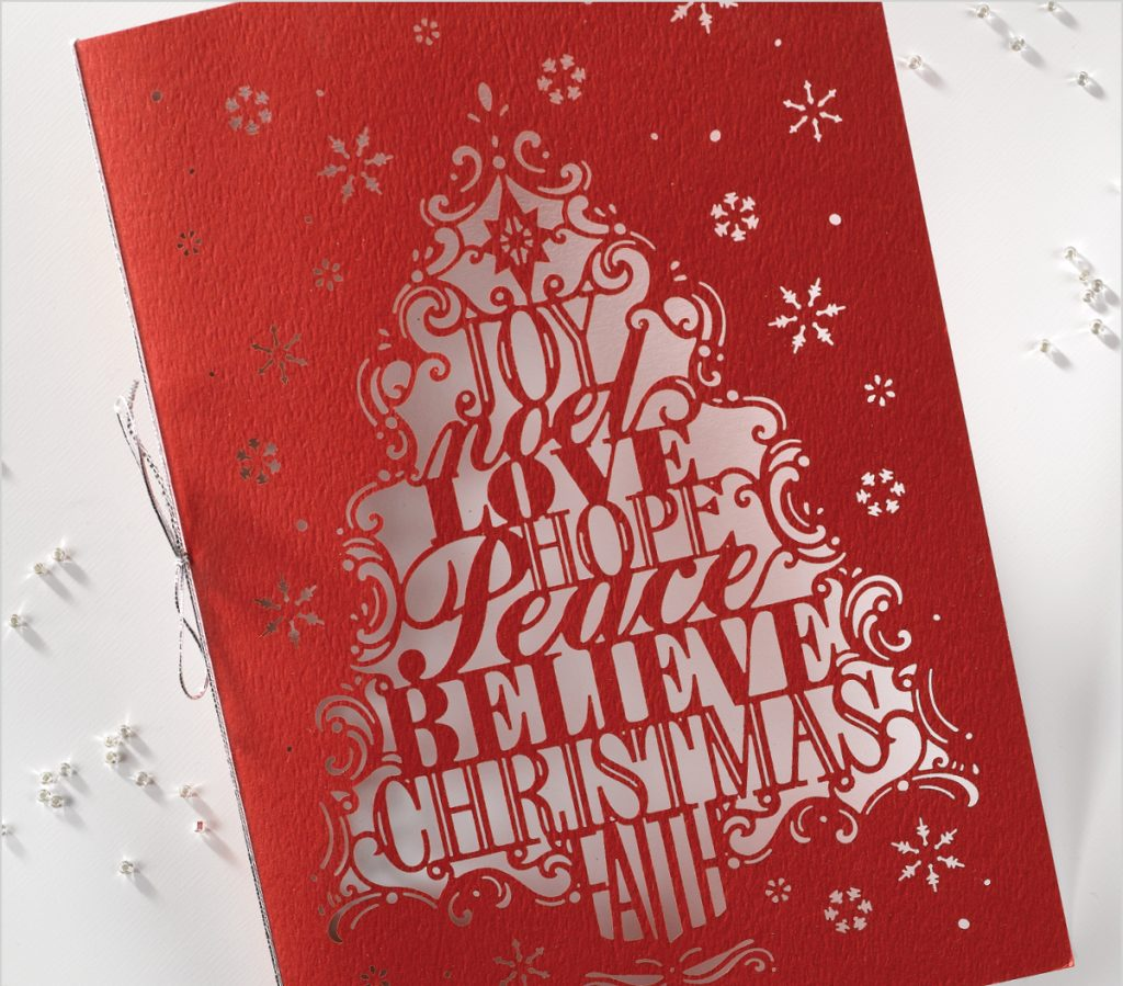 Carlson Craft Holiday Cards - Hyegraph Invitations & Calligraphy