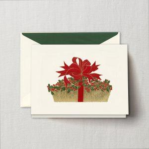 Crane & Co. Stationery Holiday Cards