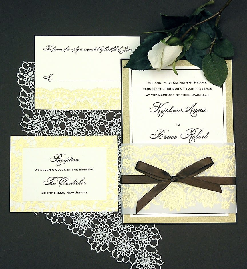 lemontree weddings 5 hyegraph invitations calligraphy