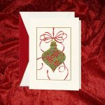William Arthur Hanging Ornament Holiday Card