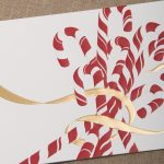 William Arthur Candy Canes Holiday Card