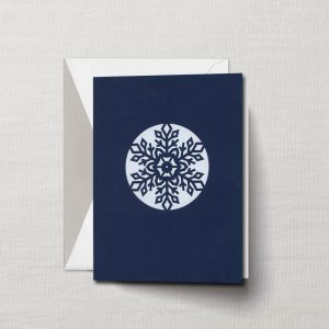 William Arthur Lovepop Popup Snowflake Holiday Card