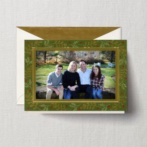 William Arthur Holiday Photo Cards