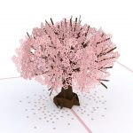 Lovepop 3D Pop Up Card Cherry Blossom Tree
