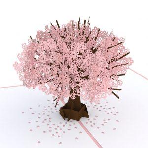 Lovepop 3D Pop Up Card Cherry Blossom Tree