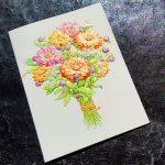 Paula Skene Floral Bouquet