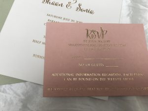 The Sangeet Indian Wedding Invitation Card By Hyegraph