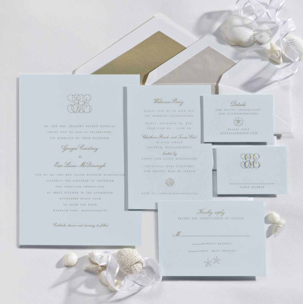Crane & Co. Wedding Invitations & Stationery