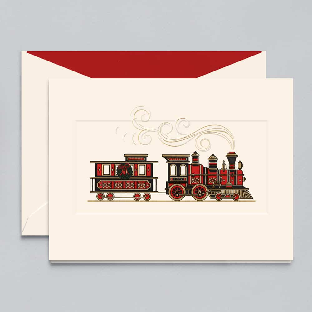 Crane & Co. | Christmas Train