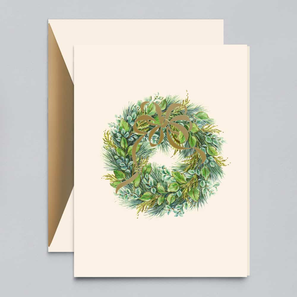 William Arthur | Evergreen Wreath