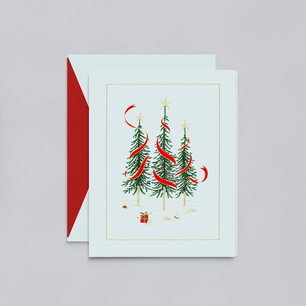 Crane & Co. | Seaside Holiday Trees