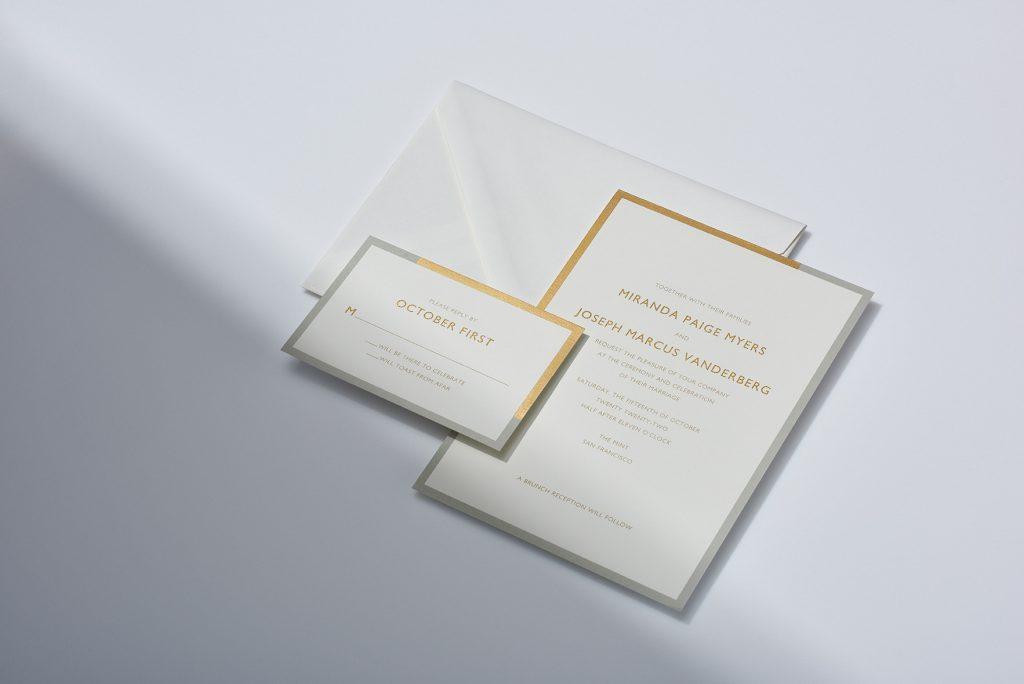 Vera Wang | Castillon Invitation Suite
