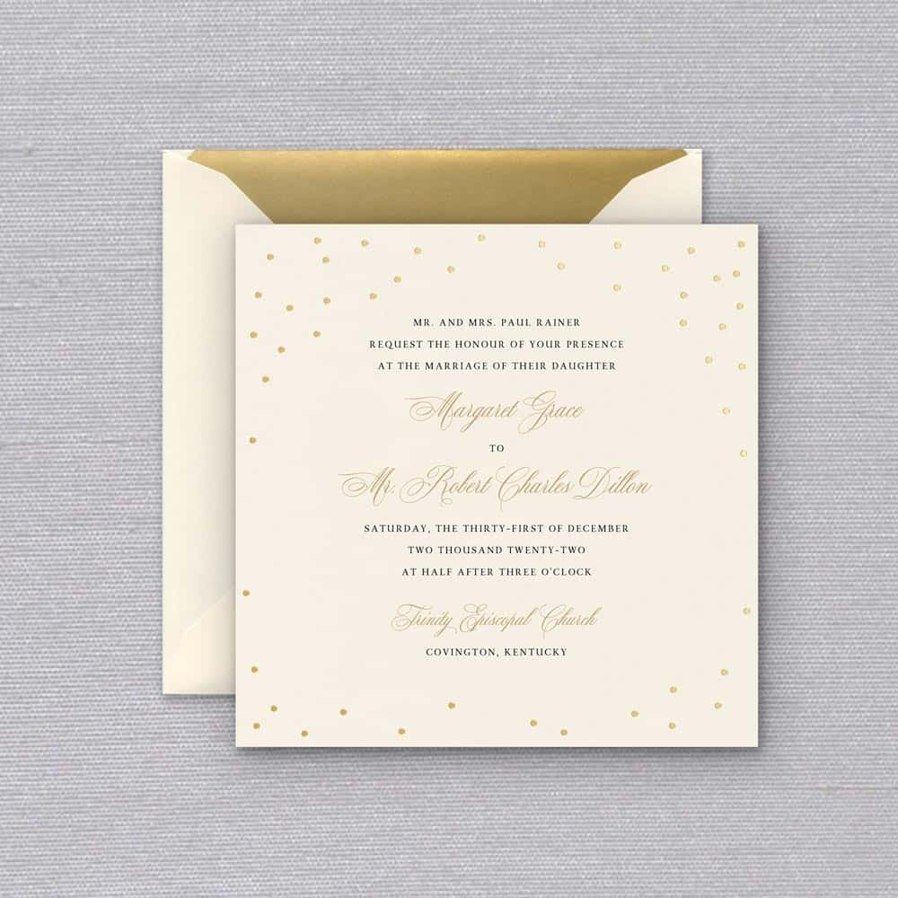 William Arthur | Celebration Invitation