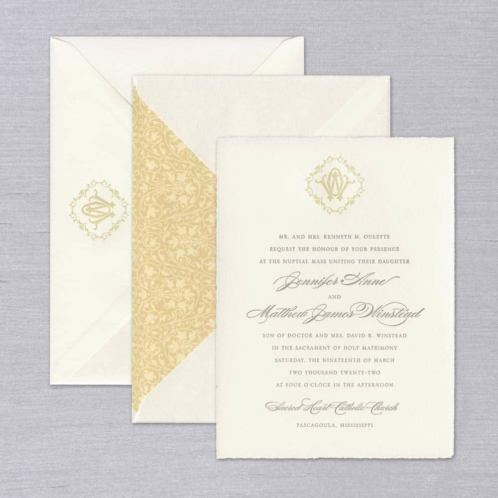 William Arthur | Winstead Invitation