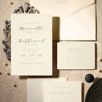 Carlson Craft | Pearl Feather Deckle