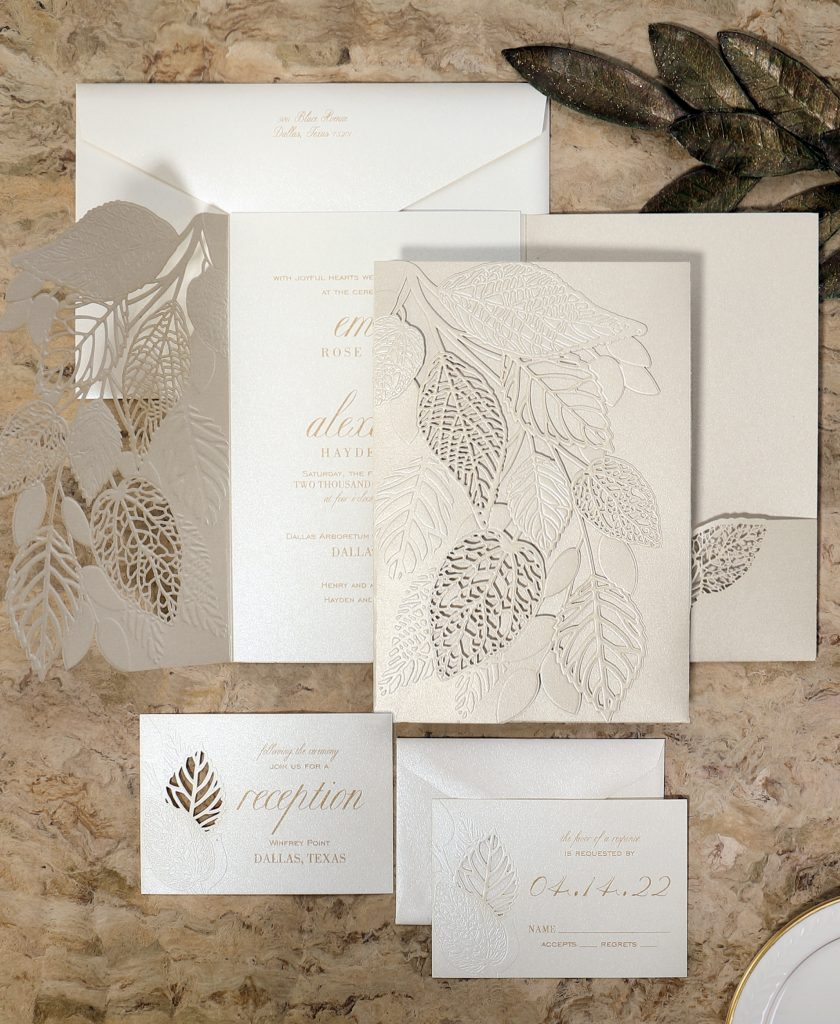 Carlson Craft | Delightful Leaves