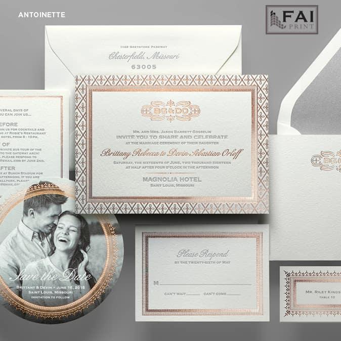 FAI Print | Antoinette