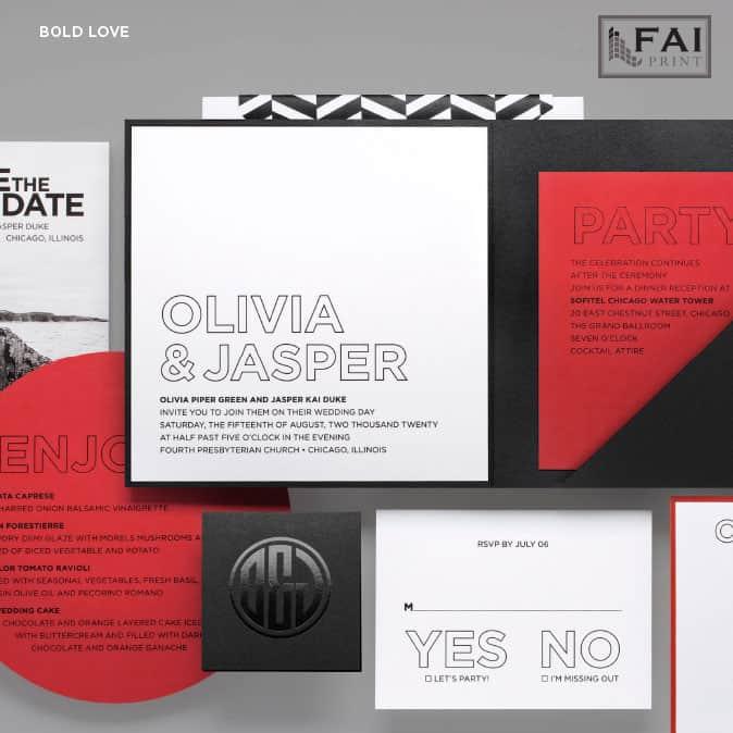 FAI Print | Bold Love