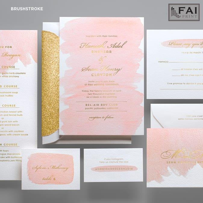 FAI Print | Brushstroke