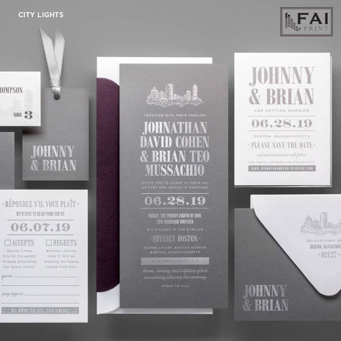 FAI Print | City Lights