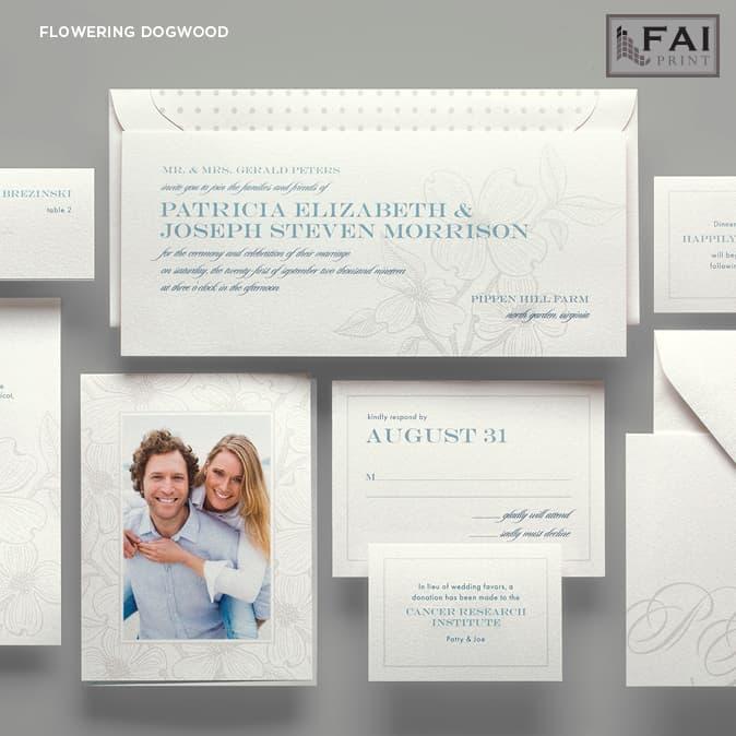 FAI Print   Flowering Dogwood