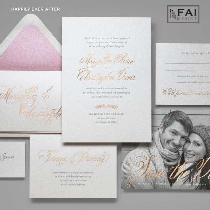 FAI Print | Happily Ever After