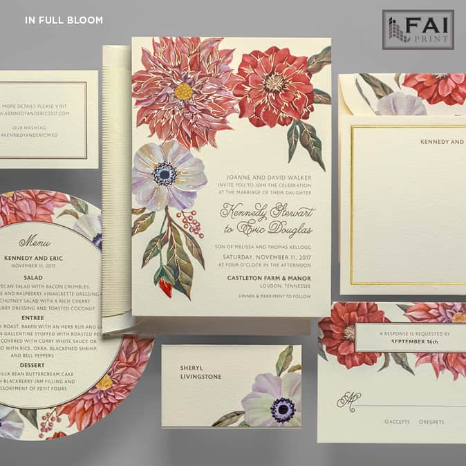 FAI Print | In Full Bloom