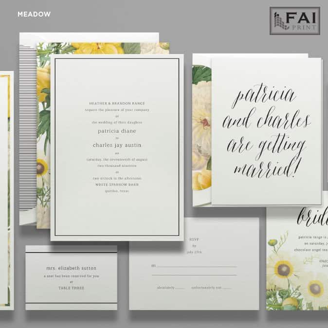 FAI Print | Meadow