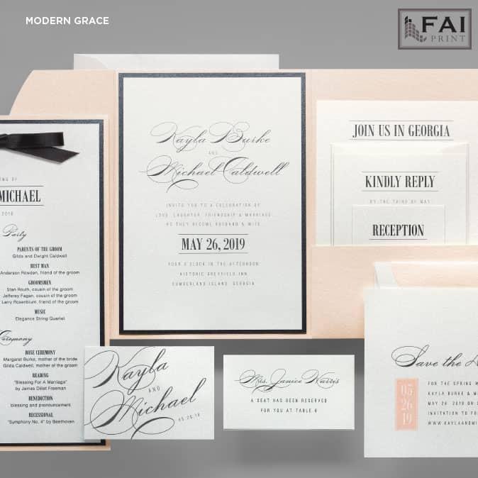 FAI Print | Modern Grace