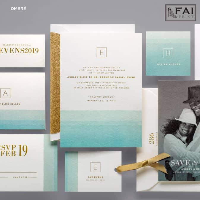 FAI Print | Ombre