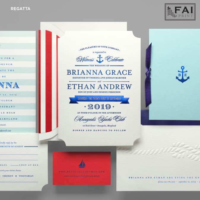 FAI Print | Regatta